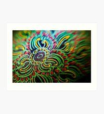Lensbaby Macro IX Art Print
