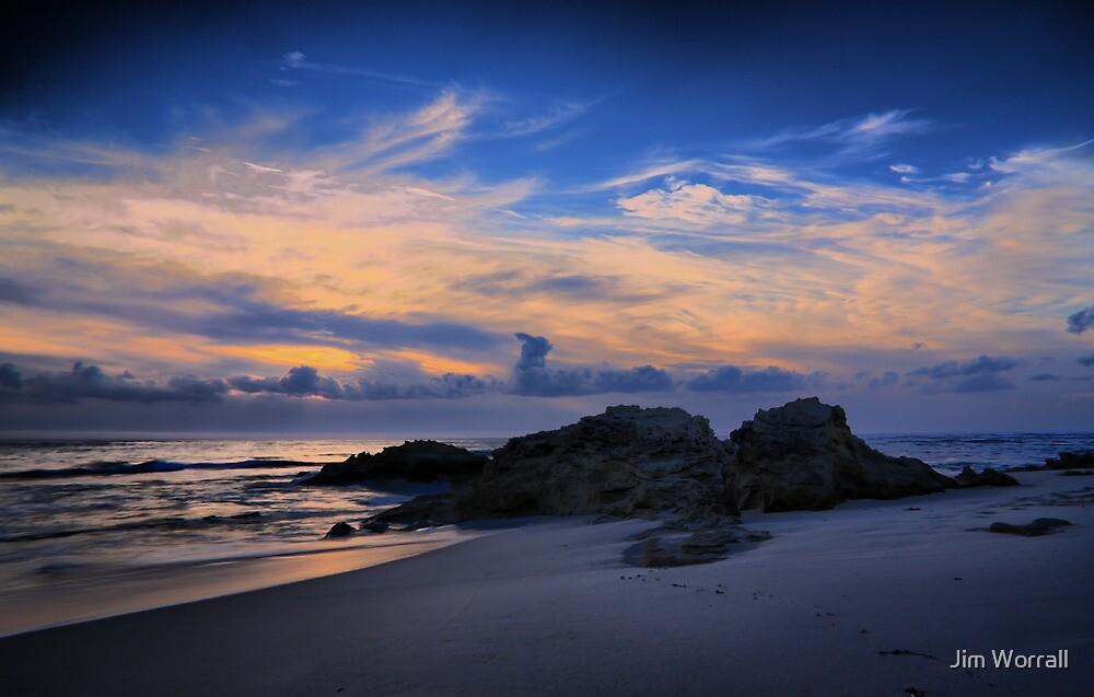 Koonya Blue by Jim Worrall