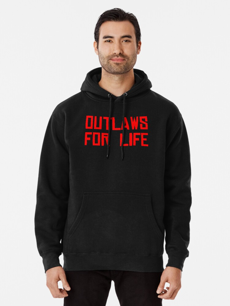 'OUTLAWS FOR LIFE' T-Shirt by Lowkey Fortnite Tees