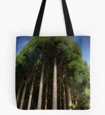 Conifers Tote Bag