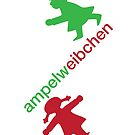 ampelweibchen by s2ray