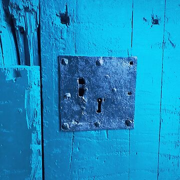 old door detail by TessAndre