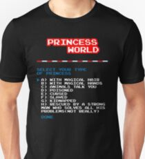 Princess World Unisex T-Shirt
