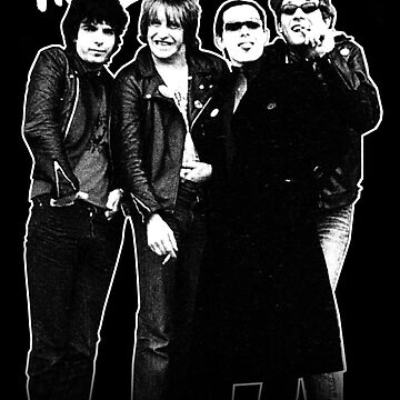 THE DAMNED YOUNG HOT LOUD AND STIFF by shnooks