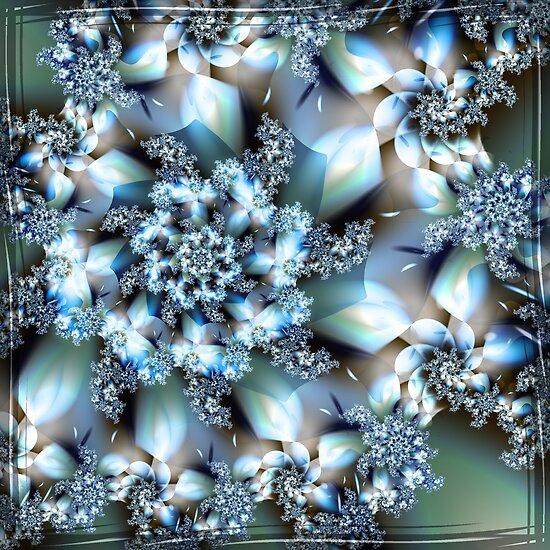 Silver Blues by Fiery-Fire