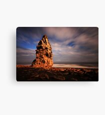 Stack Canvas Print