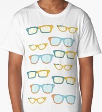Eyeglasses Long T-Shirt