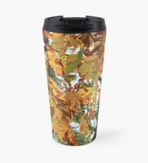 Horse Chestnut conkers ready to fall Travel Mug