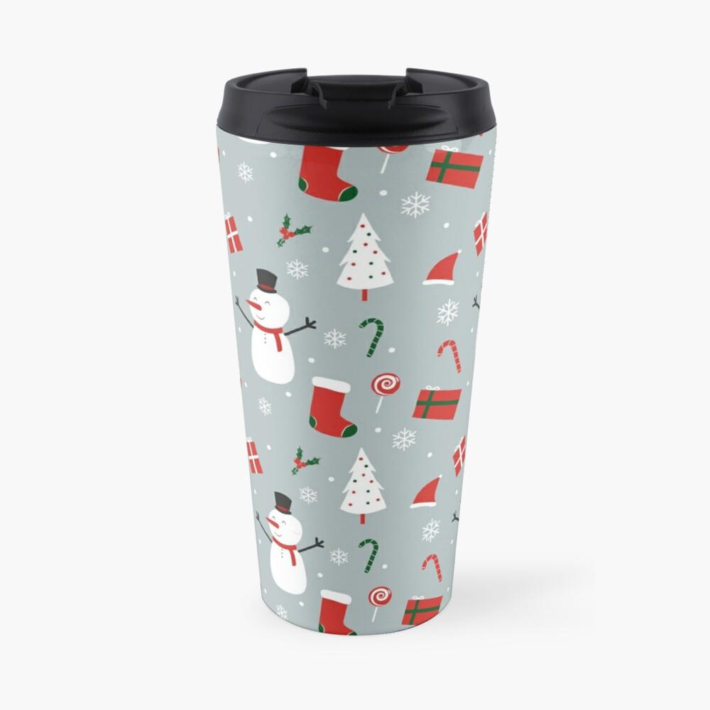 Yay Christmas! Travel Mug