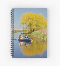 Exploring the Marsh Spiral Notebook