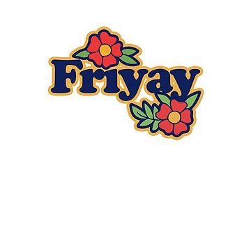 Friyay by Boogiemonst