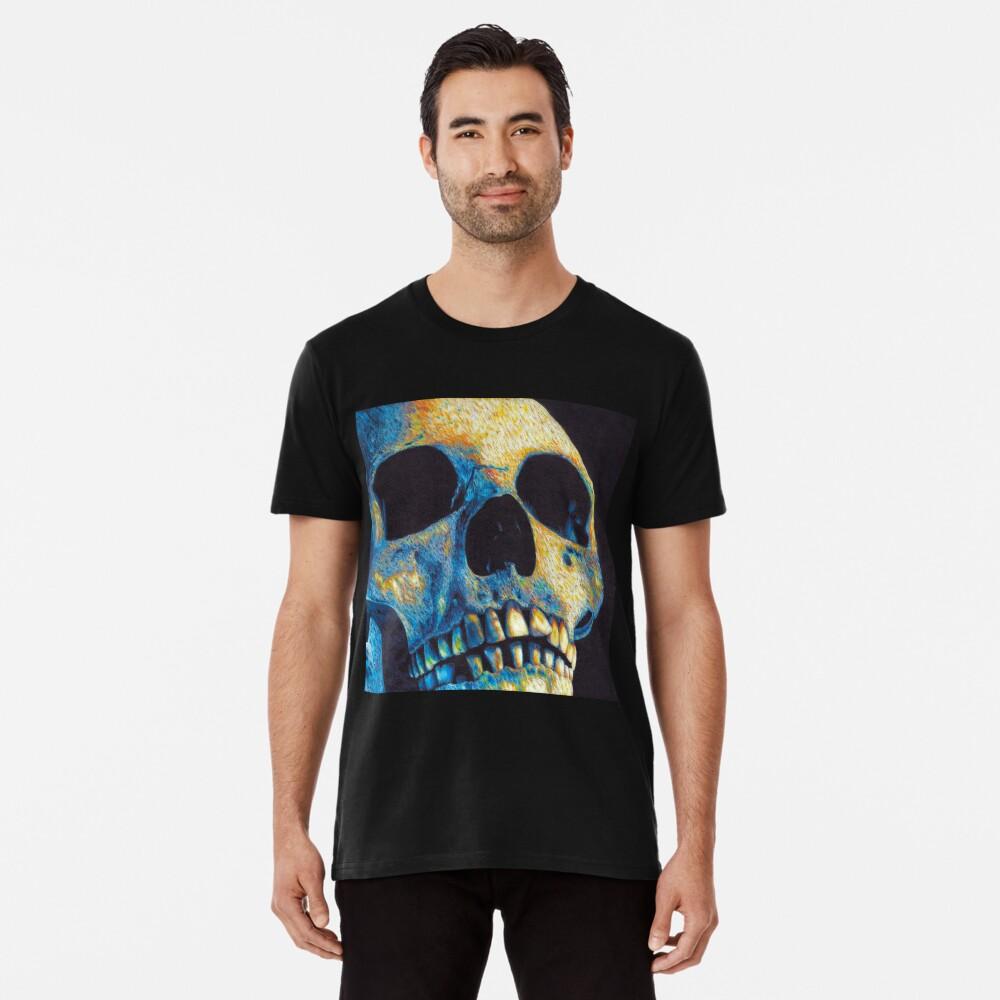 Camiseta premium para hombreIgnis aeternum Delante