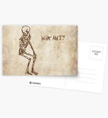 What Am I? Postcards