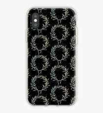 Olive Crown iPhone Case