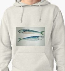 Fresh Little Fishes Pullover Hoodie