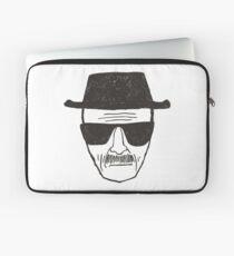 Heisenberg Drawing Design Laptop Sleeve