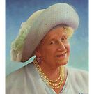 The Queen Mother affectionately known as the Queen mum throughout the British Isles. by allspp