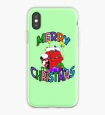 MERRY CHRISTMAS! iPhone Case