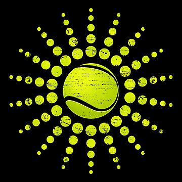 Tennis ball by S-p-a-c-e