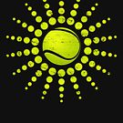 Tennis ball by S-p-a-c-e