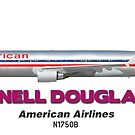 McDonnell Douglas MD-11 - American Airlines by TheArtofFlying