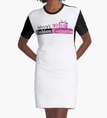 Johnny's fashion evaluation. Graphic T-Shirt Dress
