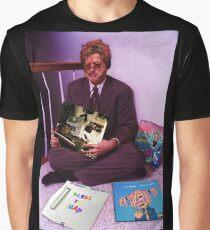 Lil Clinton Graphic T-Shirt