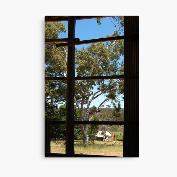Old Homestead - Frankland River Canvas Print