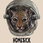 Baby Astro Tiger Homesick by awanndus