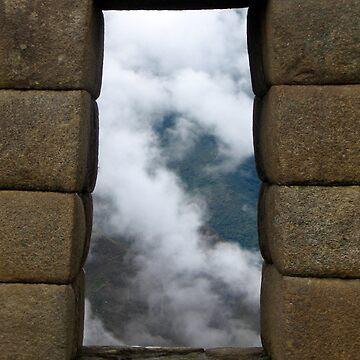Inca Window by Duncs