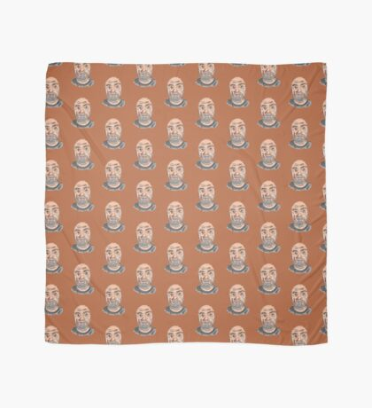 Scott Wilkinson Illustration Scarf