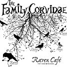 The Family Corvidae  by ravencafeph