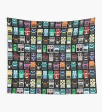 Pedal Board #2 Wall Tapestry