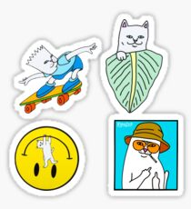 Rip N Dip Sticker Pack Sticker