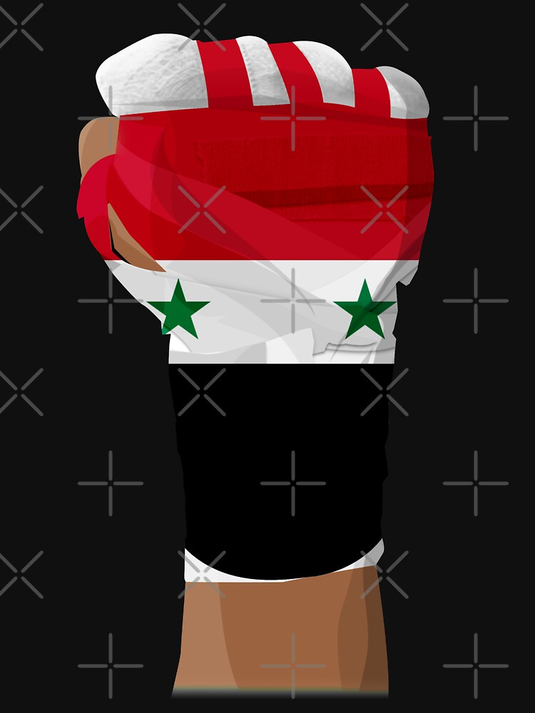 SYRIA FIGHTING PRIDE  by cinimodfx