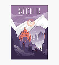 Lost Cities: Shangri-La Photographic Print