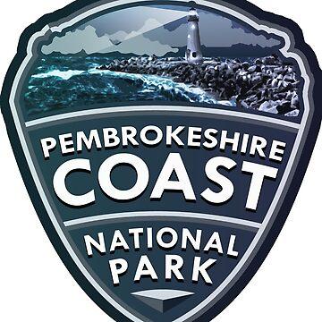 Pembrokeshire Coast National Park Simple by tysonK