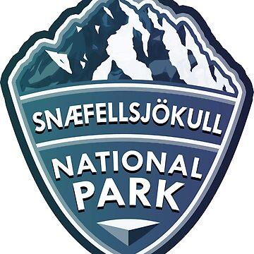 Snæfellsjökull National Park Simple by tysonK