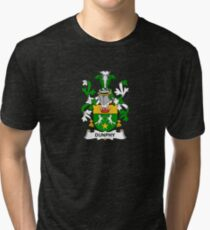 Dunphy Coat of Arms - Family Crest Shirt Tri-blend T-Shirt