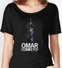 Omar Comin', Yo! Women's Relaxed Fit T-Shirt