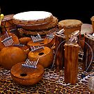 Wooden Musical Instruments by MaluC
