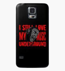 Zombie Underground Music Case/Skin for Samsung Galaxy