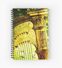 Wurlitzer Spiral Notebook