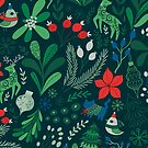 Merry Christmas  by Anna Alekseeva