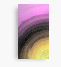 Colour Wheel Canvas Print