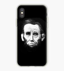 Thug Abe iPhone Case