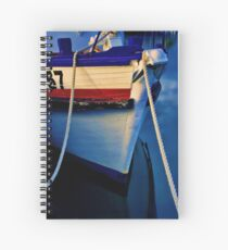 """The Bow"" Spiral Notebook"