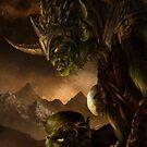 Goblin King by Curtiss Shaffer