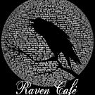 The Raven Moon Poem by Edgar Allan Poe - RAVEN CAFE by ravencafeph