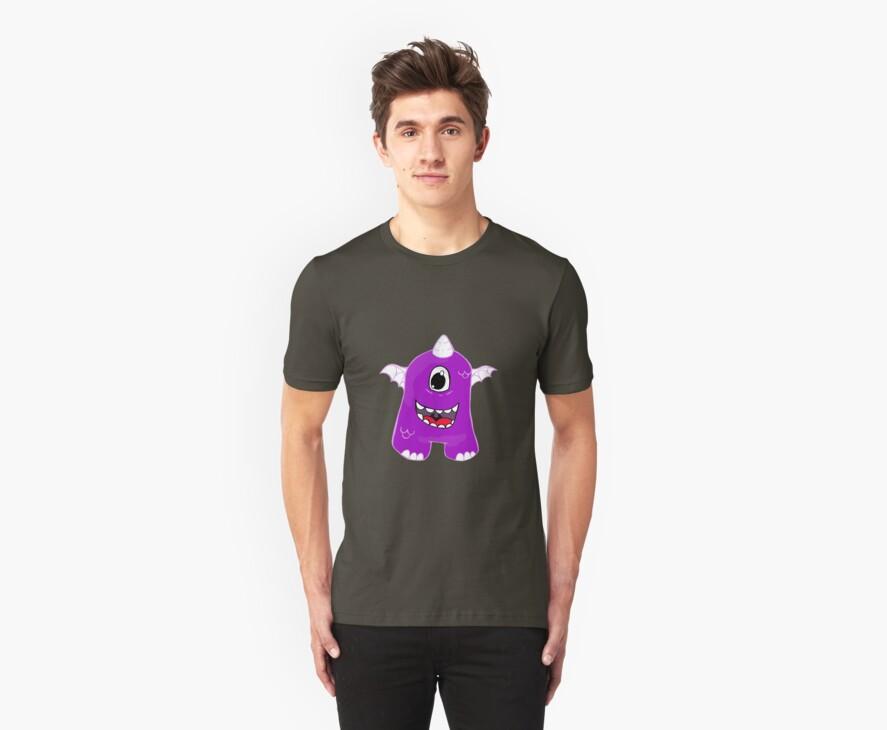 flying purple people eater by mylittlenative